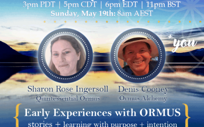 Alchemy Conference Call | Sharon Ingersoll + Denis Cooney