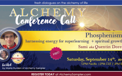 Alchemy Conference Call | Quentin Doree